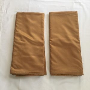 Chris Madden Jcp 2 Curtains Panels 54WX95L